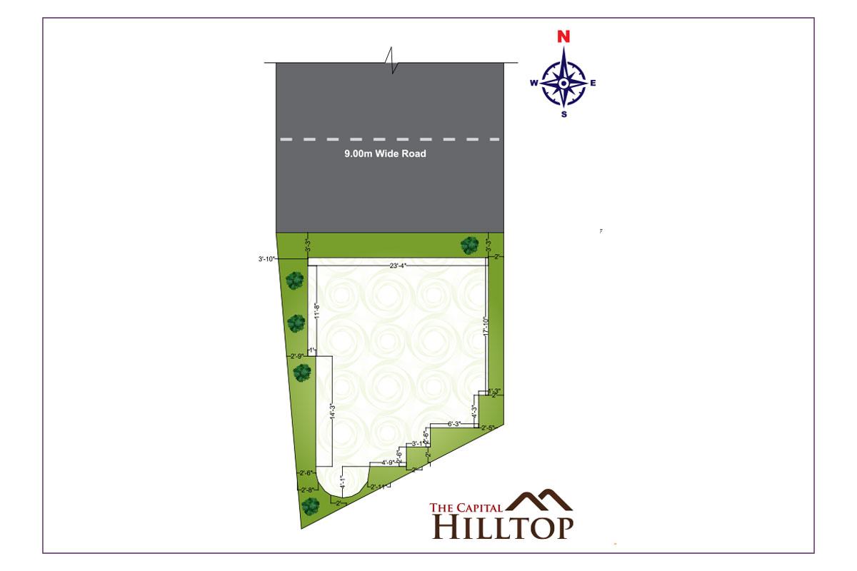 The Capital House - The Capital Hilltop